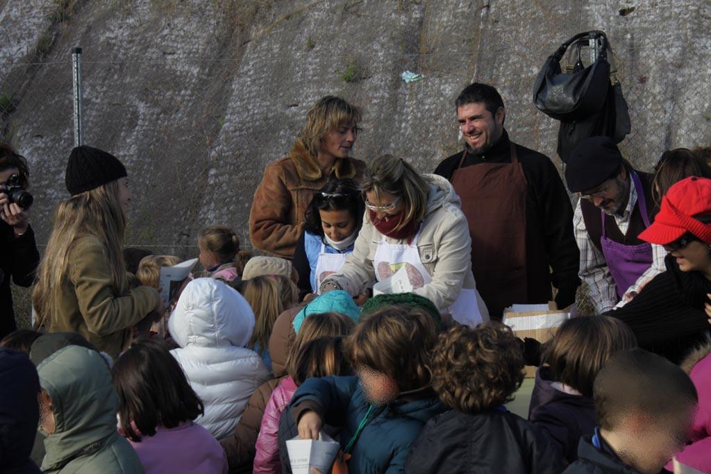 Estas viendo imágenes de: Castañada 2010 1ª parte