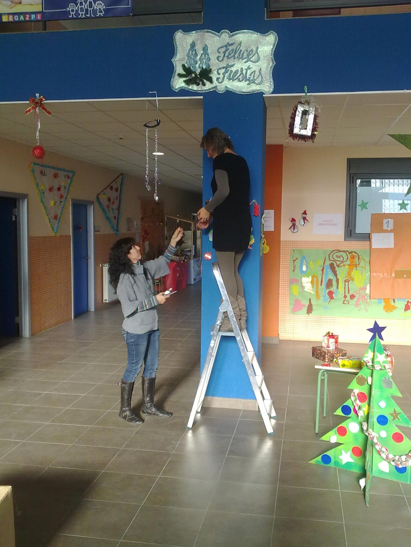 Estas viendo imágenes de: Decoracion centro, certamen navideño