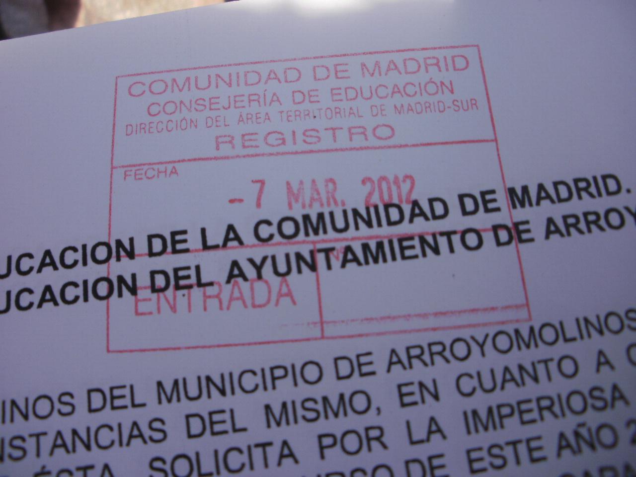 Estas viendo imágenes de: Firmas educación pública